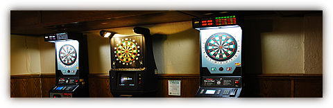 Electronic Darts, Great for groups