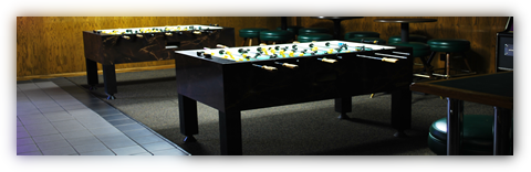 Foosball Tables, Great for parties